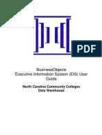 BO EIS User Guide