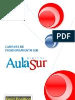 CAMPAÑA AULA SUR