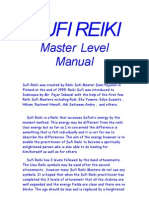 Sufi Reiki Master-Manual