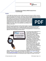 RFID DLP Design Case Study 2008