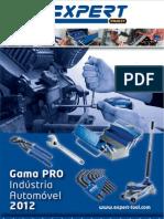 Catálogo promoções expert 2012