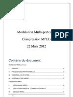 Résumé OFDM & MPEG