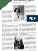Anna Rychter-May - Eine frühe Botin der Anthroposophie in Palästina