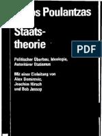Poulantzas-Staatstheorie