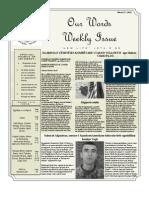 Newsletter Volume 4 Issue 09