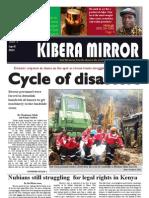 Kibera Mirror April