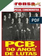 PCB Especial 90 Anos