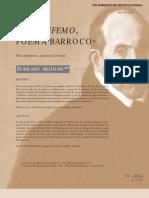 Alonso, Dámaso - El Polifemo, poema barroco