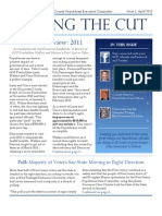 Making the Cut - Issue 01 - April 2012