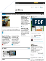 Health and Safety News 12 April 2012