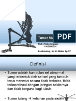 Tumor Muskuloskeletal