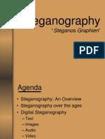 Deepa T - Steganography
