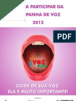 Convite 2012
