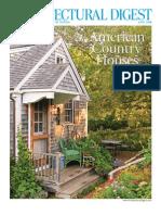 Architectural Digest-2008 June