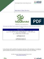 4.EasyGurukul Overview