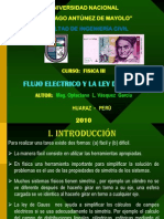Flujo Electrico y La Ley de Gauss (Opta 2010 II)