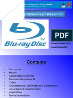 Blu Ray Disc Ppt. Final