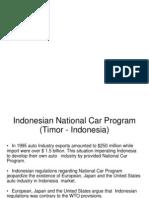 National Car Program