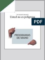 Programas de mano