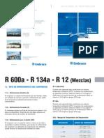 Catálogo Compresores Herméticos Embraco