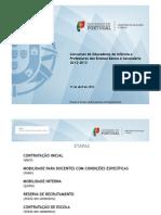 Doc sobre Concursos de professores 2012_2013