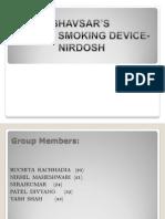Nirdosh- m.m. Case Study