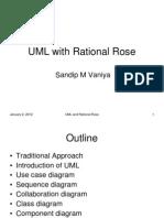 UML and Rational Rose