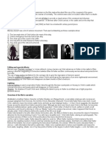 Nosferatu Technical Analysis