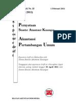 ED PSAK 33 (Revisi 2011)-Akuntansi Pertambangan Umum_new