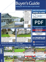 Coldwell Banker Olympia Real Estate Buyers Guide April 14th 2012