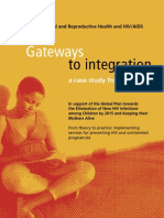 Linking Sexual and Reproductive Health and Hiv Aids - A Case Study From Swaziland