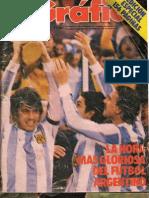 El Grafico - El día mas glorioso del futbol argentino n3064