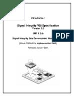 Vsia Signal Integrity