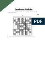 Main Sudoku Indonesia 2011