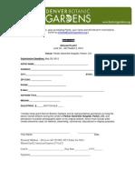 Entry Form_BI Show_Parker 2012