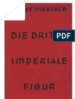 Ernst Niekisch, Die Dritte Imperiale Figur