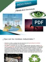 Residuos Industriales Enrique Renato 2 c Matutino