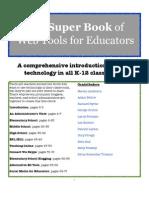 The Super Book of Web Tools for Educators