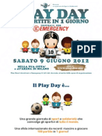 Play Day - Proposta Partnership