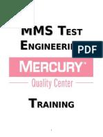 Quality Center Training