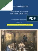 México_en litografias