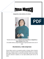TERESA MUSCO | ALIANZA DE AMOR