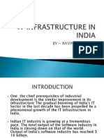 It Infrastructure in India