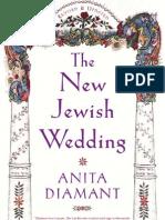 The New Jewish Wedding by Anita Diamant