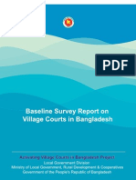 Baseline Survey Report