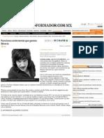 Funciona controversia que genera Silverio (13.06.2011) Guadalajara Jalisco - Alejandro Oliveros - El Informador