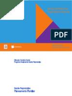 DGS Publica Orienta Es T Cnicas 9 - Planeamento Familiar - Revista e Actualizad