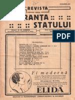 RevistaSiguranta Statului Anul III, Nr. 1