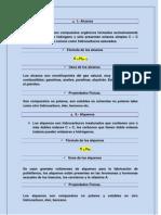 Propiedades de Los Distintos Grupos Funcionales.