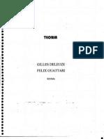 Gilles Deleuze y Guattari - Rizoma